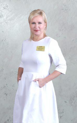 Горячева Оксана Евгеньевна