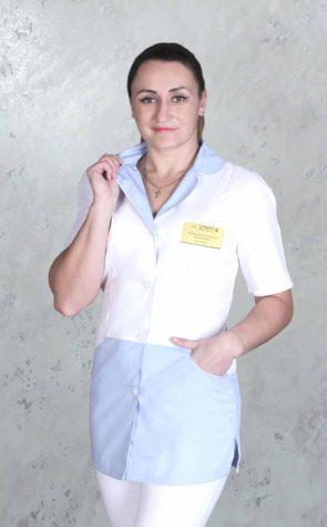 Морозова Екатерина Валерьевна