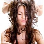 Криомассаж кожи головы