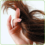 Сухие и тонкие волосы