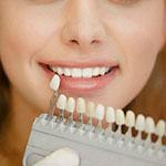 Реставрация цвета зуба
