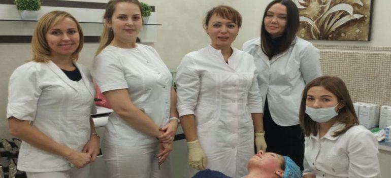31 октября в центре эстетической медицины «ТОНУС ПРЕМИУМ» прошел мастер-класс по швейцарским препаратам Restylane