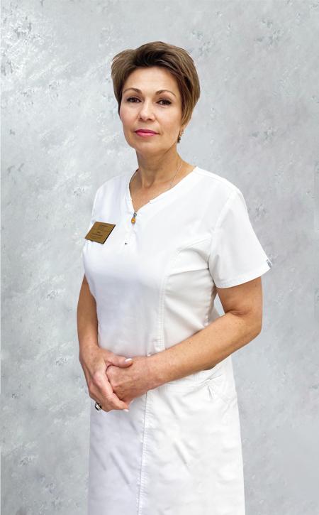 Рябова Елена Дмитриевна стоматолог