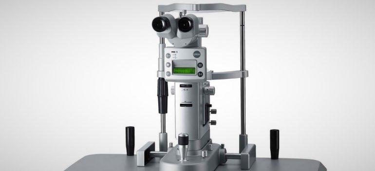 Новый усовершенствованный лазер для лечения глаукомы ELLEX уже в клинике!