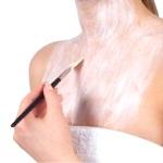 Провисание кожи шеи