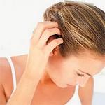 Сухость головы и волос