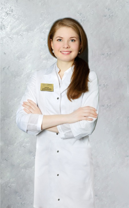 Быкова Дарья Олеговна
