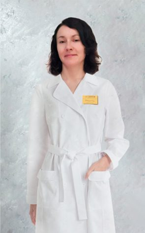 Кулакова Людмила Валерьевна