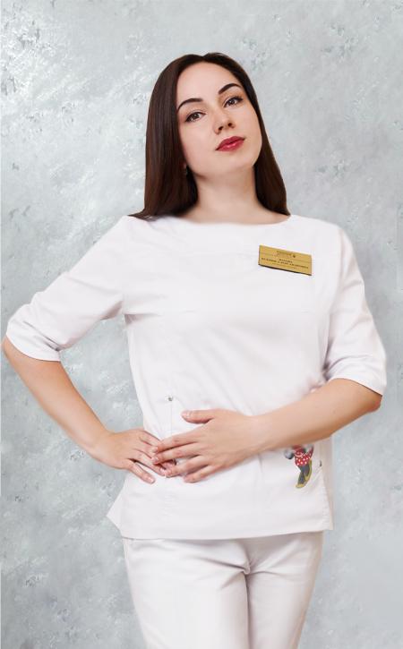 Зотова Ксения Александровна