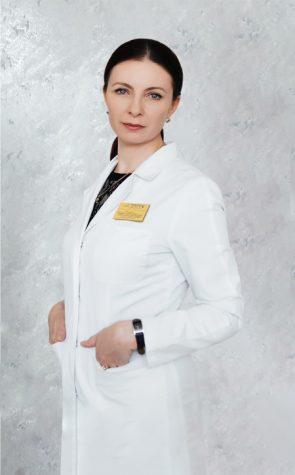 Тихонова Оксана Александровна