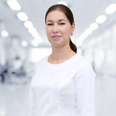 Вокуева Светлана Викторовна
