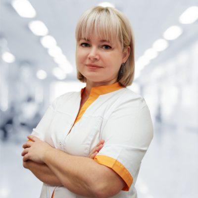 Денисова Евгения Владимировна