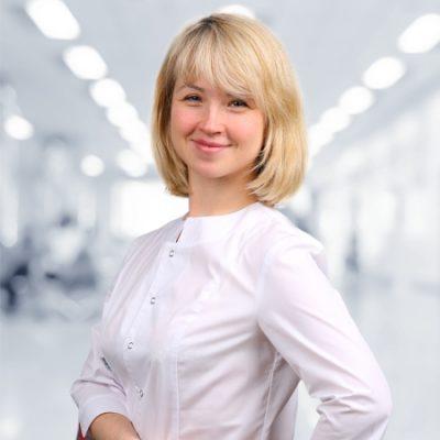 Волкова Олеся Сергеевна